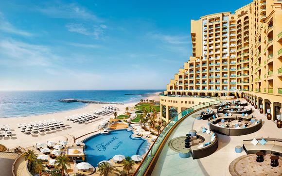 Expo Universale dal 1 ottobre: lusso e spiaggia privata a 30 minuti da Dubai