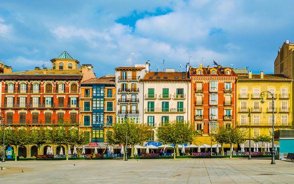 Pamplona, en Navarra, te espera