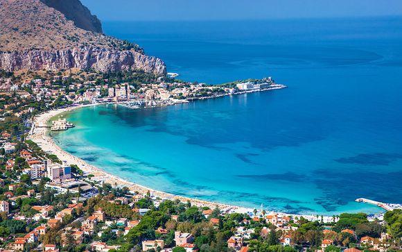 Soggiorno di lusso nel cuore di Palermo