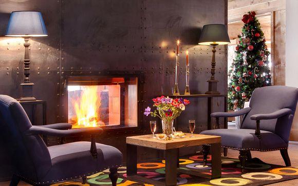 Chalet Hotel La Marmotte 4*