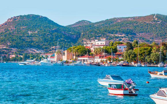 Willkommen an der... Türkischen Riviera!