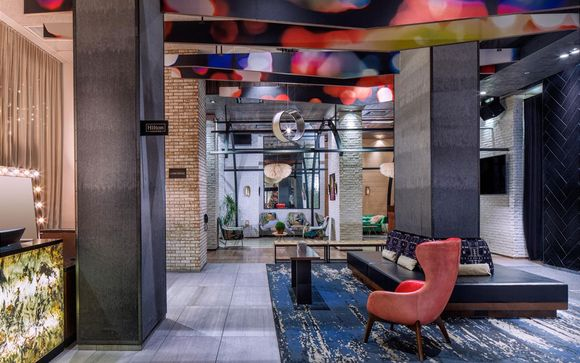 DoubleTree by Hilton Hotel New York Times Square West 4*