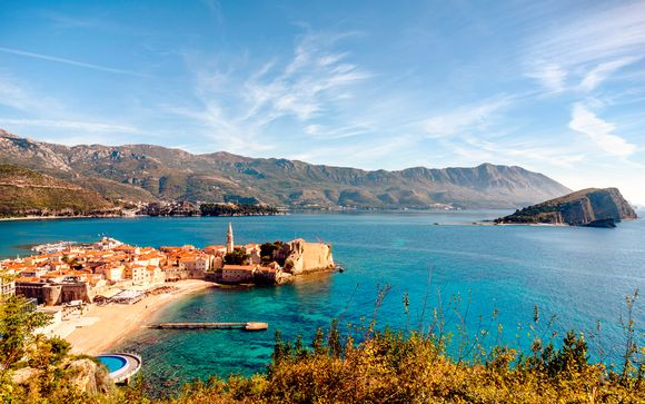 Budva, en Montenegro, te espera