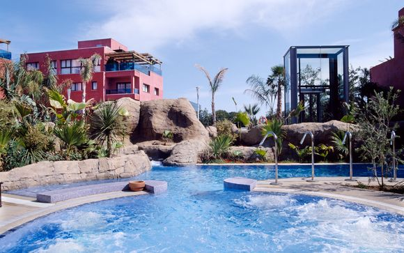 Hotel Blancafort Spa Termal 4*