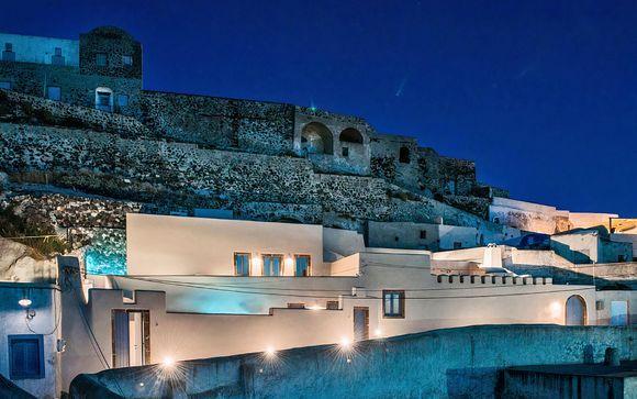 Luna Santorini Suites 4*