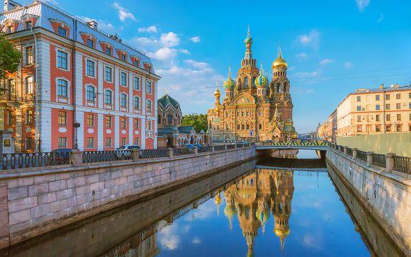 Rendez-vous à Saint-Pétersbourg