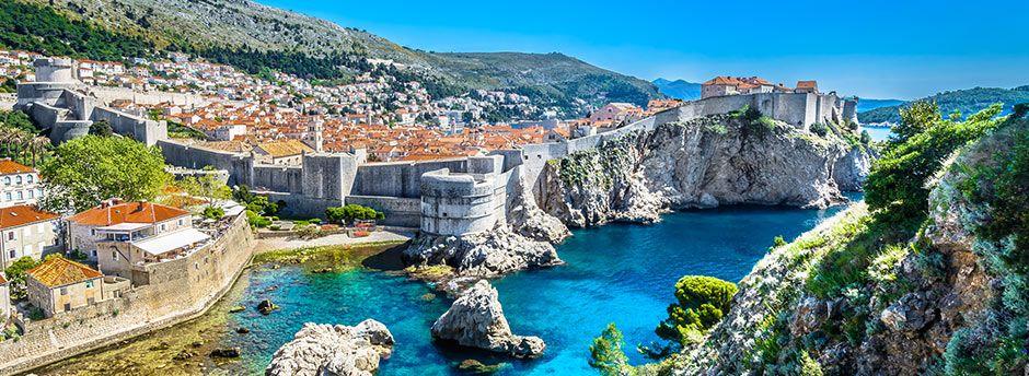 Buchung in Kroatien