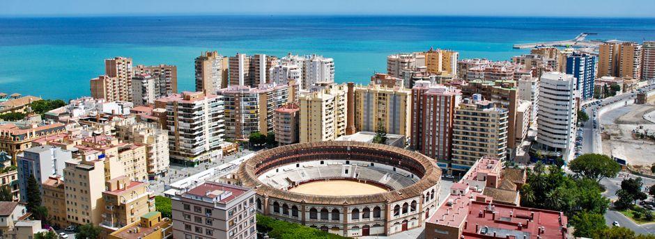 Escapadas de fin de semana a Málaga