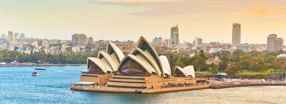 Viajes a Australia