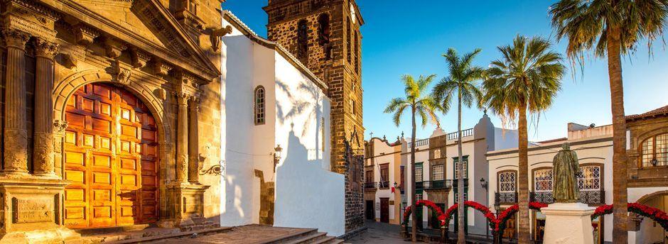 Viajes a La Palma
