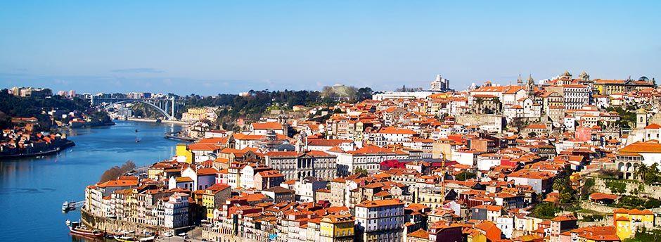 Séjours à Porto