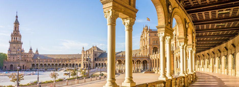 Voyage à Séville