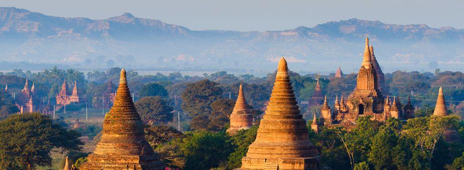 Circuits en Myanmar