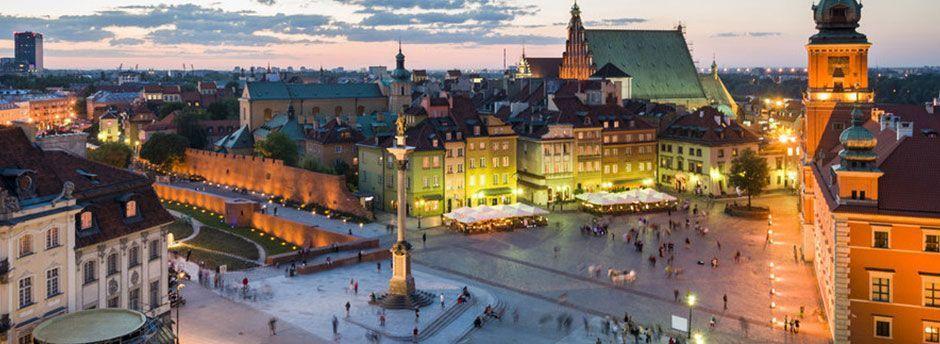 Week-ends en Pologne