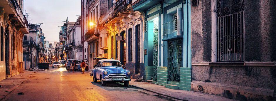 Séjours à Cuba