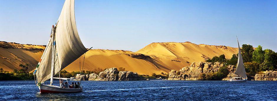 Séjours en Egypte
