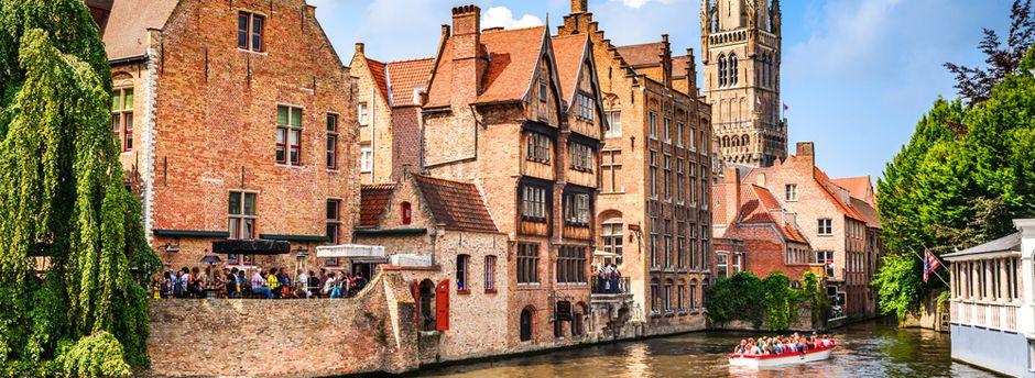 Week-ends à Bruges