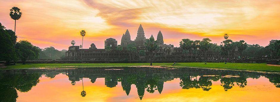 Circuits au Cambodge