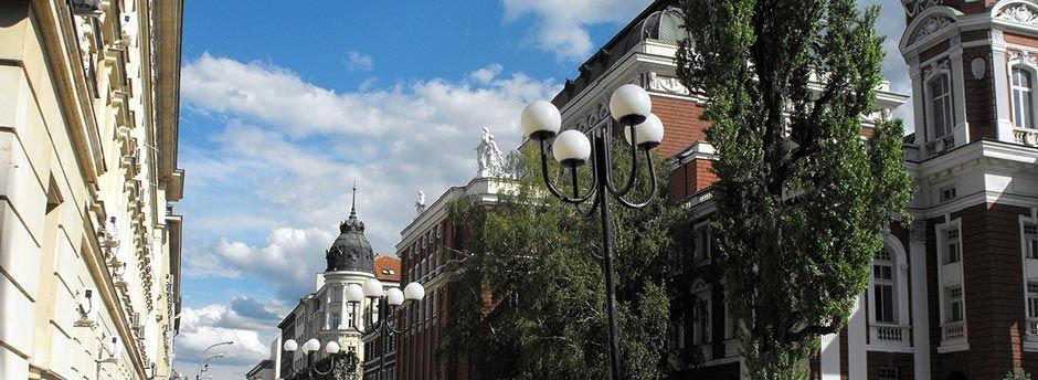 Week-ends à Sofia