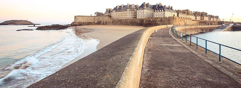 Hôtels à Saint Malo