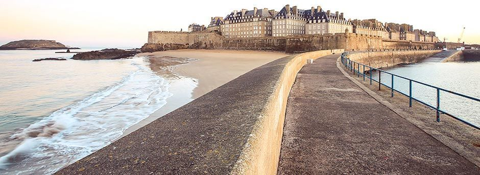 Week-ends à Saint Malo