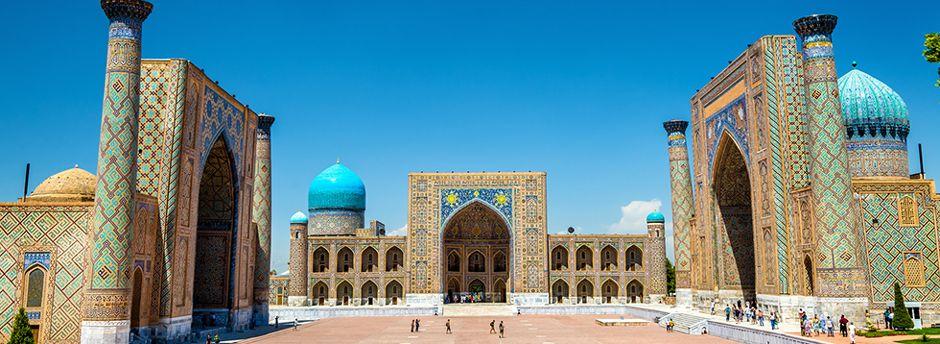 Offerte last minute per l' Uzbekistan
