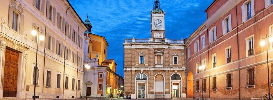 Weekend a Ravenna