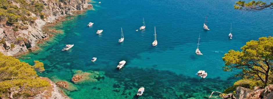 Approfitta delle nostre esclusive offerte per un weekend in Costa Azzurra!