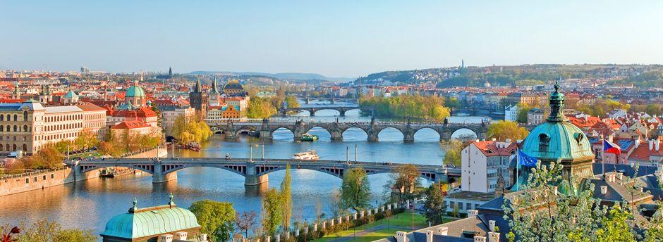 Indimenticabili vacanze in famiglia a Praga
