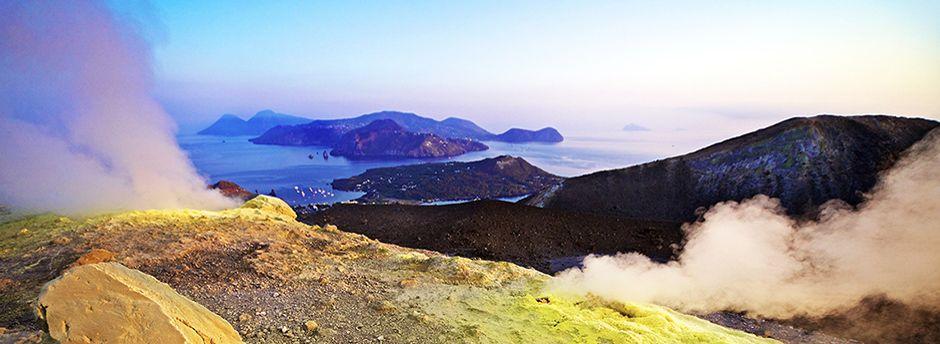 Vacanze in famiglia alle Isole Eolie: tra mare, sole e cultura