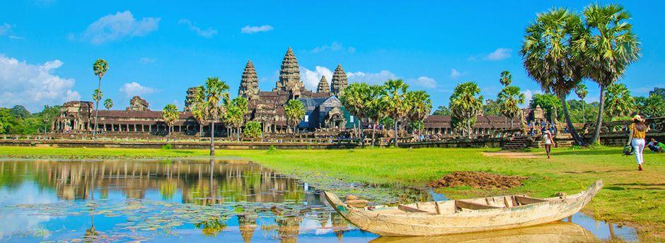 Offerte last minute per la Cambogia