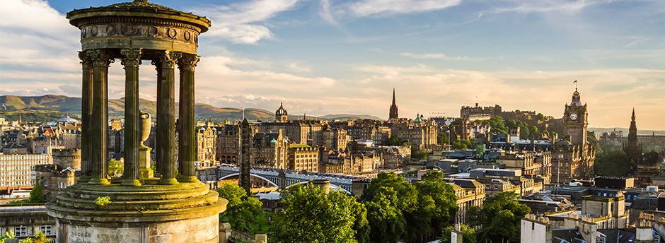 Last minute deals to Edinburgh