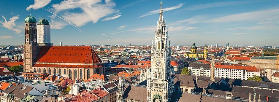 Booking to Munich