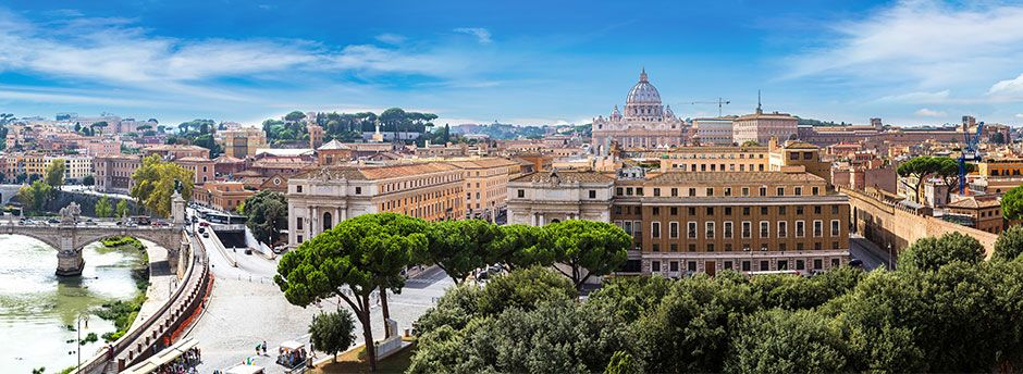Booking to Vatican City