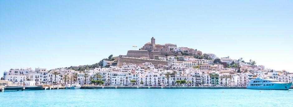 Booking to Ibiza Town