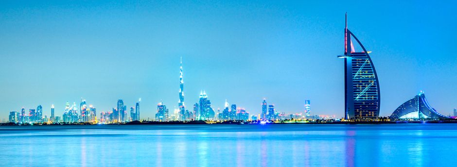 Last minute deals to Dubai
