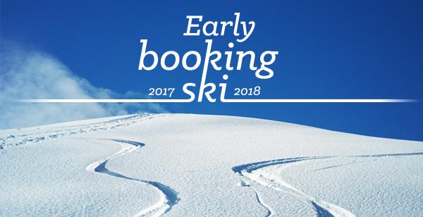 Early booking ski